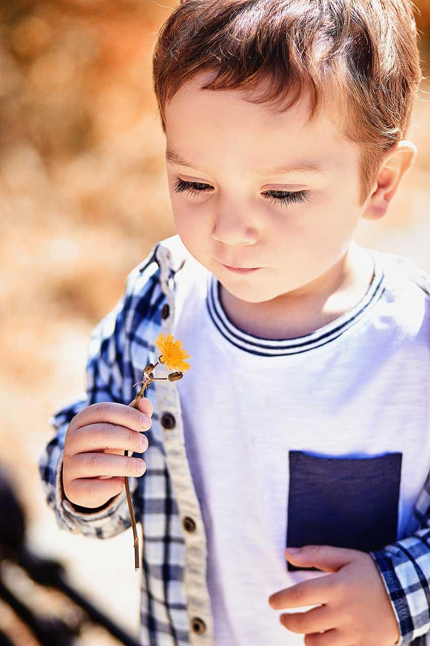 Sesiones de fotos a Niños - Huesca
