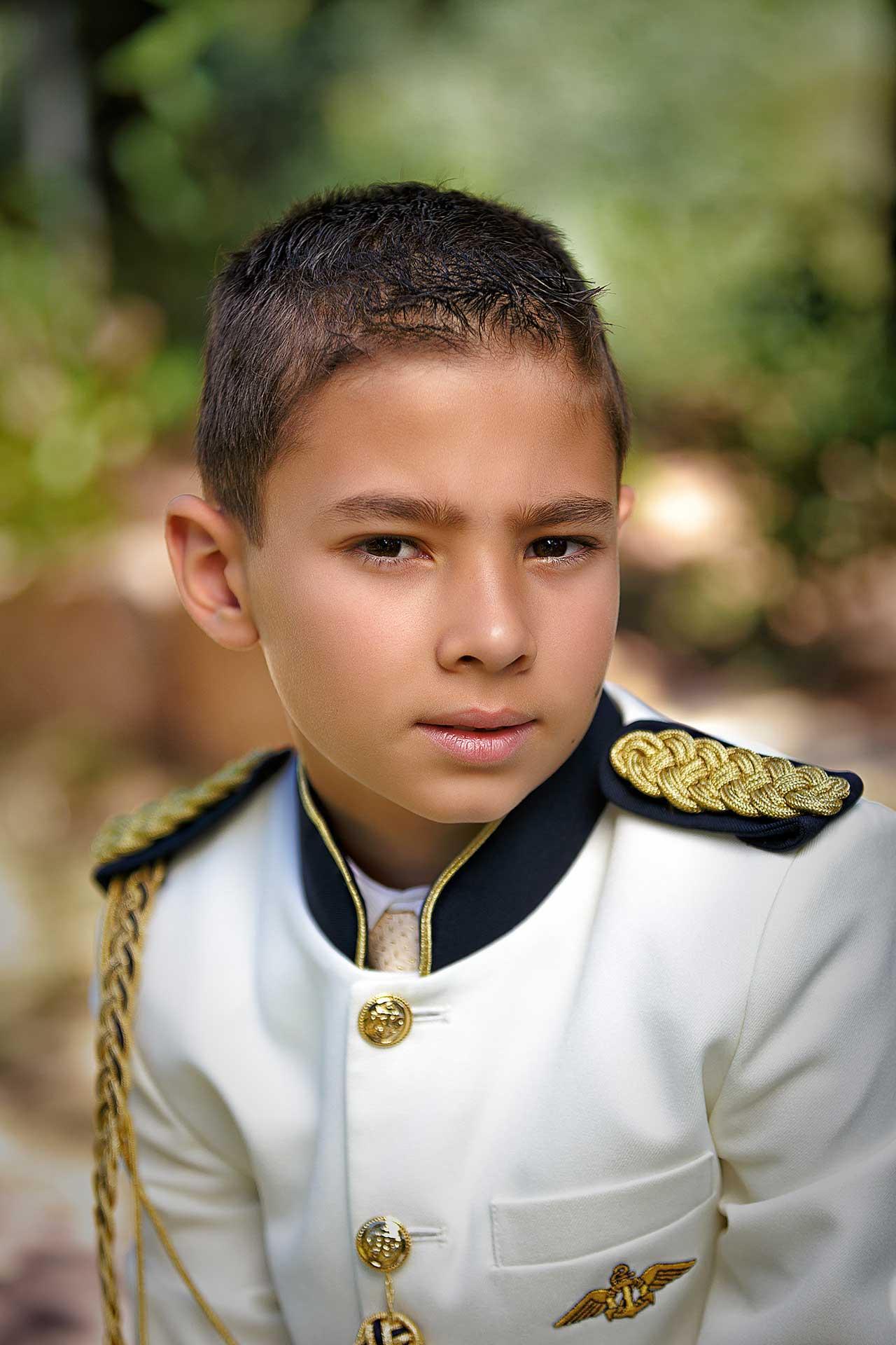 Reportaje de Comunión de Adrian - Illueca (Zaragoza) © Kids Photography